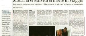 Corriere della Sera 20 Nov 2013 by .