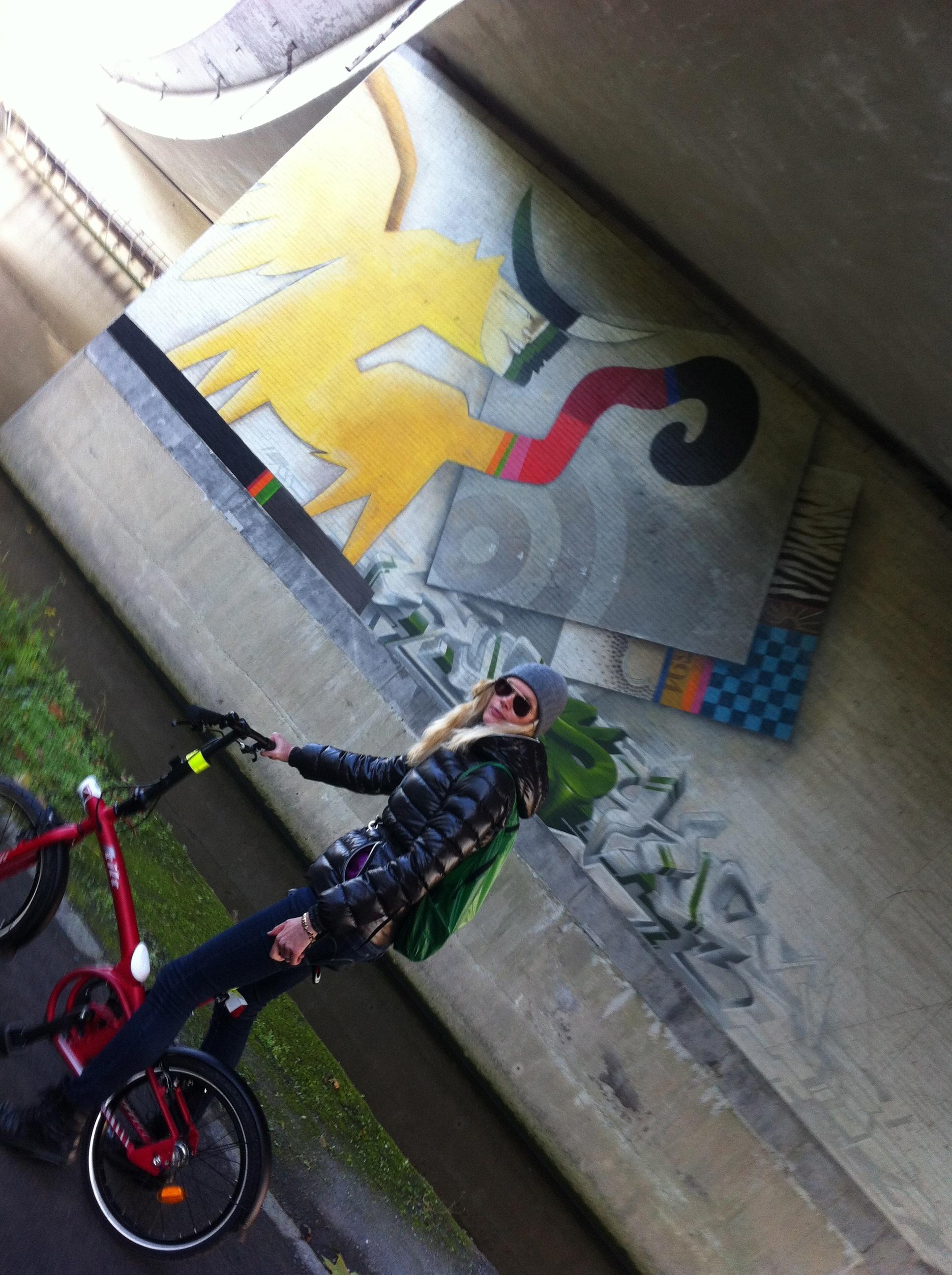 Street Art in Brugge