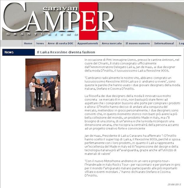 CARAVAN E CAMPER